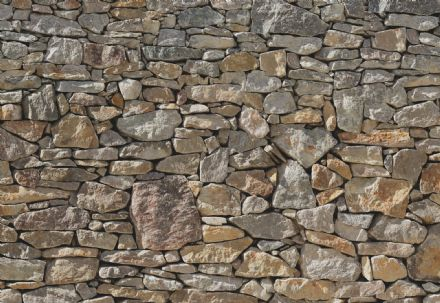 Wallpaper Stone wall, natural stones